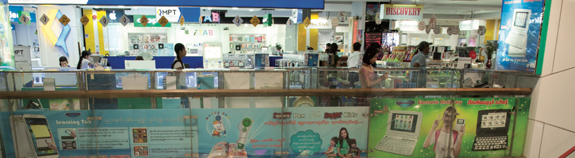 Reforms open up Myanmar's retail sector to foreign