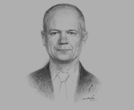Sketch of William Hague, UK Secretary of State for Foreign and Commonwealth Affairs, on UK-ASEAN relations in the 21st Century
