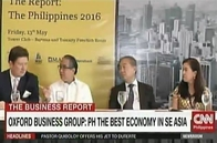The Philippines Economic Report on CNN