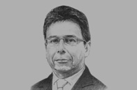 Sketch of <p>Carlos Herrera, Executive Director, ProInversión</p>