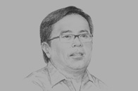 Sketch of <p>Bambang Brodjonegoro, Minister of Finance</p>
