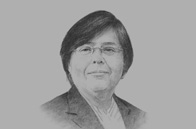 Sketch of <p>A level playing field: OBG talks to Gina Montiel, Manager, Central America, Mexico, Panama and the Dominican Republic, Inter-American Development Bank</p>