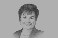 Sketch of <p>Market capitalisation: OBG talks to Victoria Marina Velásquez de Avilés, Secretary- General, Central American Integration System (SICA)</p>