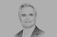 Sketch of <p>Capacity to change: OBG talks to Jorge Luis Quijano, CEO, Panama Canal Authority</p>