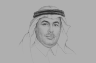 Sketch of <p>Prince Turki bin Saud bin Mohammad Al Saud, President, King Abdulaziz City for Science and Technology (KACST) </p>