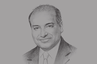 Sketch of <p>Suma Chakrabarti, President, the European Bank for Reconstruction and Development (EBRD) </p>