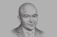 Sketch of <p>Jaime García-Legaz, Former Secretary of State for Trade</p>