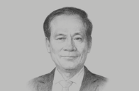 Sketch of <p>Le Luong Minh, ASEAN Secretary-General</p>
