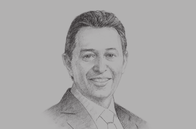 Sketch of <p>Carlos Rojo Macedo, CEO, Grupo Financiero Interacciones</p>