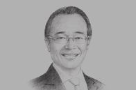 Sketch of <p>Bui Ngoc Bao, Chairman, Vietnam National Petroleum Group (Petrolimex)</p>