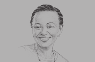 Sketch of <p>Carole Kariuki, CEO, Kenya Private Sector Alliance (KEPSA)</p>