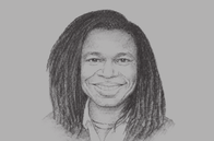 Sketch of <p>Yewande Sadiku, Executive Secretary, Nigerian Investment Promotion Commission</p>