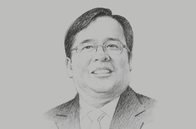 Sketch of <p>Bambang Brodjonegoro, Minister of National Development Planning</p>