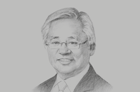 Sketch of <p>Serge Pun, Chairman, Serge Pun &amp; Associates</p>