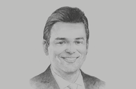 Sketch of <p>Humberto Astete Miranda, Tax Partner, EY Perú</p>