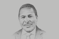 Sketch of <p>Gitahi Gachahi, CEO, EY Eastern Africa</p>