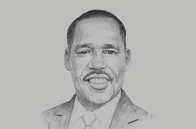 Sketch of <p>Peter Munya, Cabinet Secretary, Ministry of Industry, Trade and Cooperatives</p>