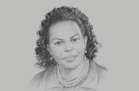 Sketch of <p>Anne Kirima-Muchoki, Chairperson, Kenya Investment Authority</p>