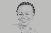 Sketch of <p>Carole Kariuki, CEO, Kenya Private Sector Alliance</p>
