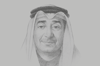 Sketch of <p>Sameer Nass, Chairman, Bahrain Chamber of Commerce and Industry (BCCI)</p>