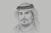 Sketch of <p>Turki Al Hokail, CEO and Board Member, National Centre for Privatisation (NCP)</p>