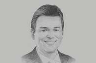 Sketch of <p>Humberto Astete, Tax Partner, EY Perú</p>
