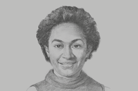 Sketch of <p>Eunice Parua, Partner, Leahy Lewin Lowing Sullivan Lawyers</p>