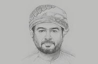 Sketch of <p>Qais Mohammed Al Yousef, Chairman, Oman Chamber of Commerce and Industry (OCCI)</p>