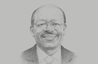 Sketch of <p>Mukhisa Kituyi, Secretary-General, UN Conference on Trade and Development</p>