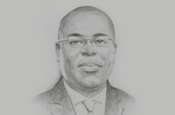 Sketch of <p>Eric Kacou, CEO, Entrepreneurial Solutions Partners</p>