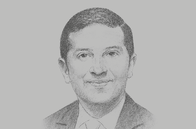 Sketch of <p>Mohamed Abdel Wahab, Executive Director, General Authority for Investment and Free Zones (GAFI)</p>