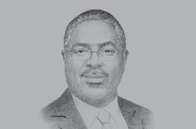 Sketch of <p>Tunde Fowler, Executive Chairman, Federal Inland Revenue Service (FIRS)</p>