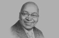 Sketch of President Jacob Zuma