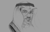 Sketch of Osama Al Bar, Mayor of Makkah