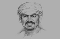 Sketch of Pankaj Khimji, Partner-Director, Khimji Ramdas