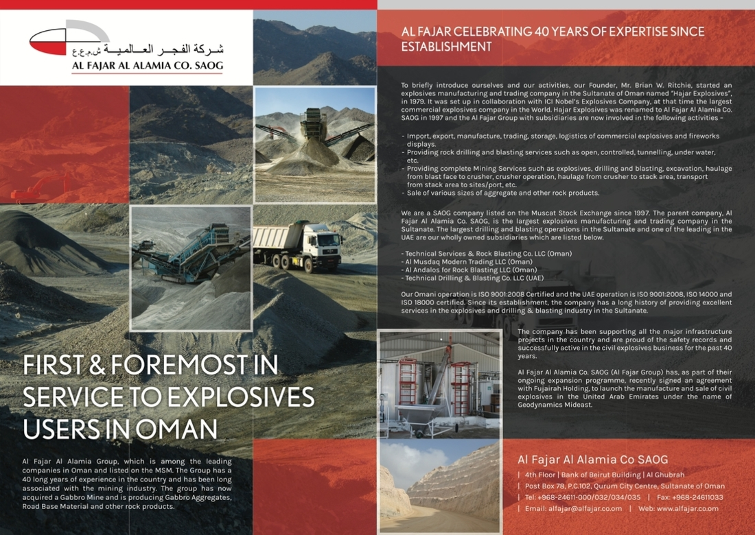 Oman Mining Research & Analysis 2019 | Oxford Business Group