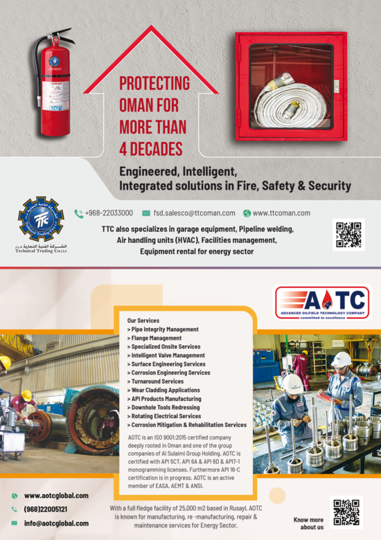 Oman Energy Research & Analysis 2019 | Oxford Business Group