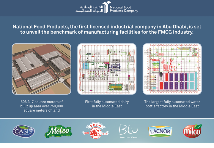 Abu Dhabi taking industry to the next stage with