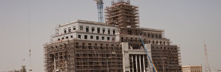Bahrain Construction & Rea Estate 2012