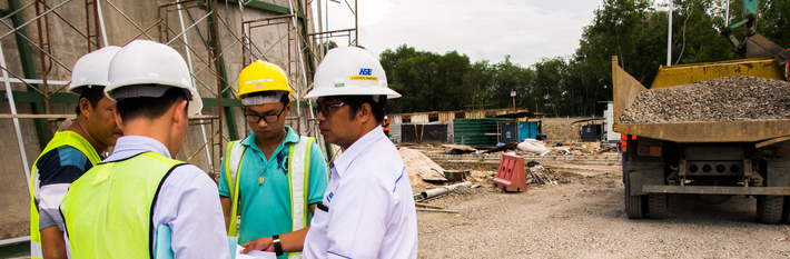 Brunei Construction 2013