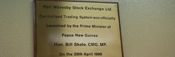 PNG Capital Markets 2012