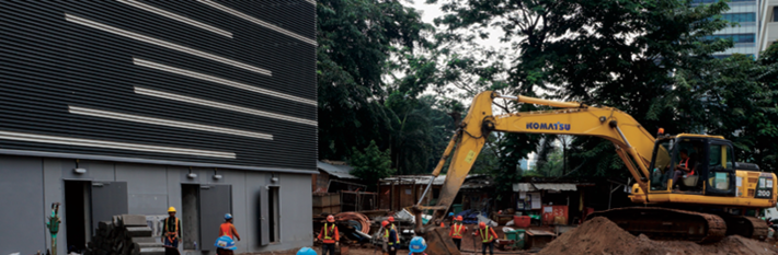 Indonesia 2020 - Construction & Real Estate