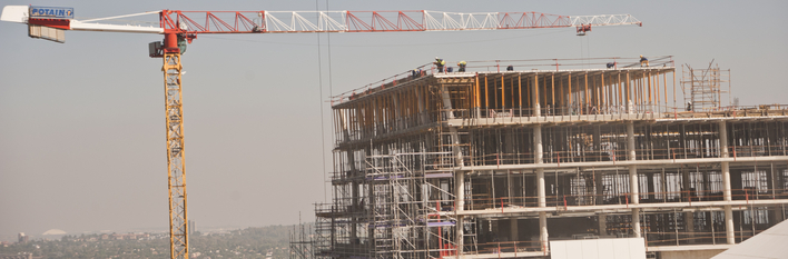 South Africa Construction & Real Estate 2013