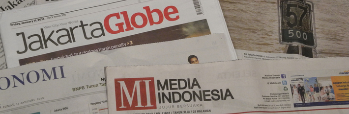Indonesia Media & Advertising 2013