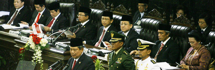 Indonesia Legal Framework 2012