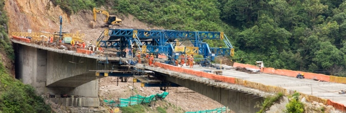 Colombia Construction 2013