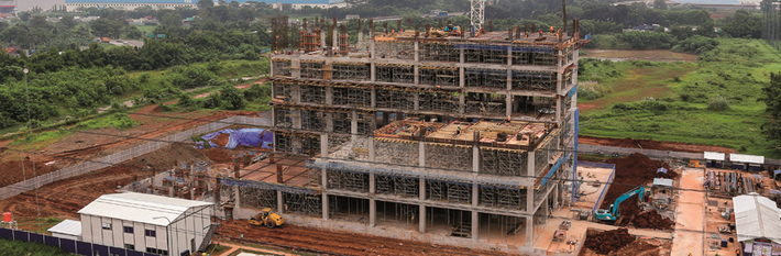 Indonesia Construction & Real Estate