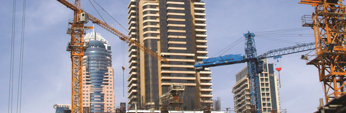 Dubai 2015 Construction and Real Estate