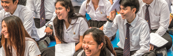 Thailand Education & Health