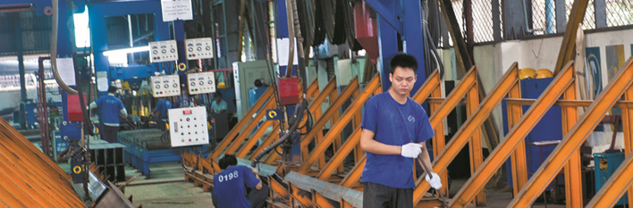 Myanmar Industry & Retail